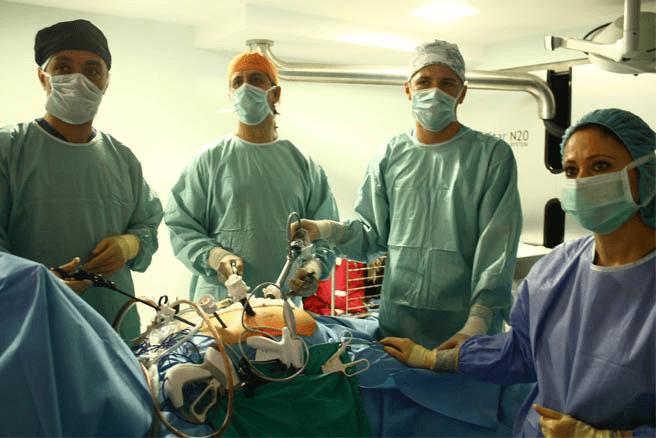 كل ما يخص الجراحة الإستقلابية